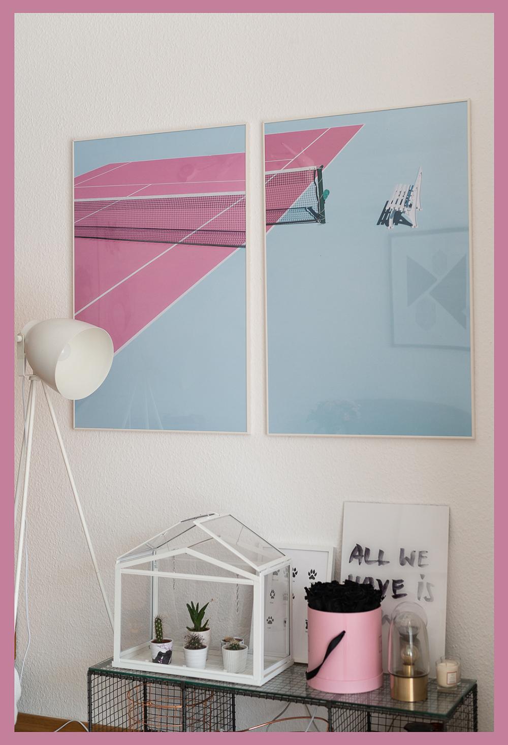 Bilder aufhängen-Bilder anordnen-Einrichtung mit Bildern-Interior Blog-andysparkles