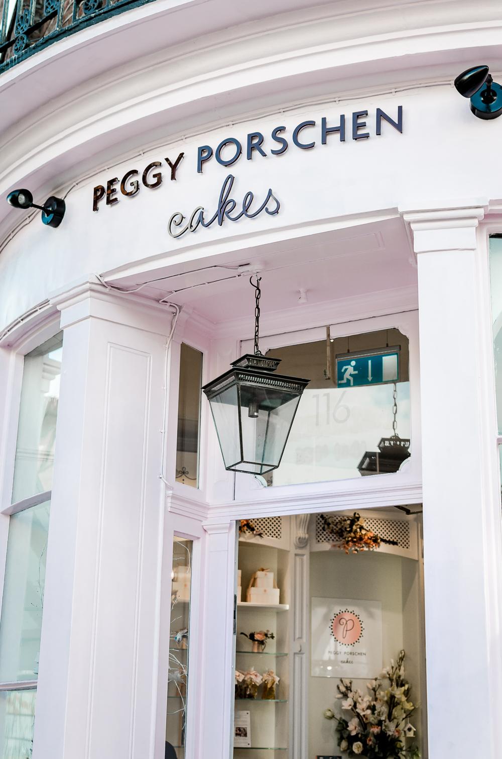 London Reise-Peggy Porschen Cakes-Café London-London Hotspots-Reiseblogger-andysparkles