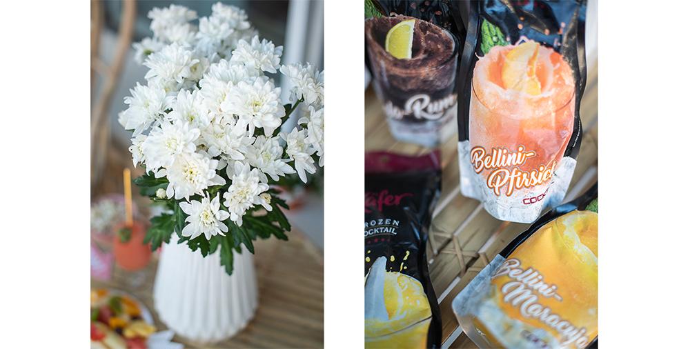 Mädelsabend auf dem Balkon-Käfer Frozen Cocktails-Blogger-andysparkles