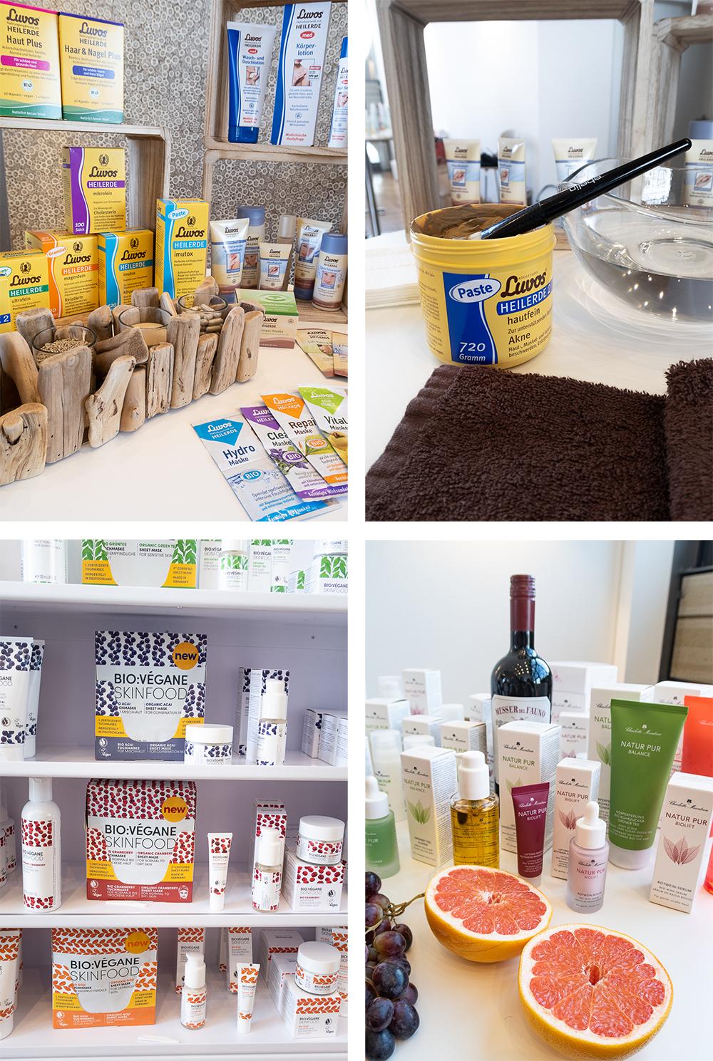 Naturkosmetik Neuheiten-Beautypress Bloggerevent Green Cosmetics-Köln Flora-Botanischer Garten-Beautyblog-andysparkles