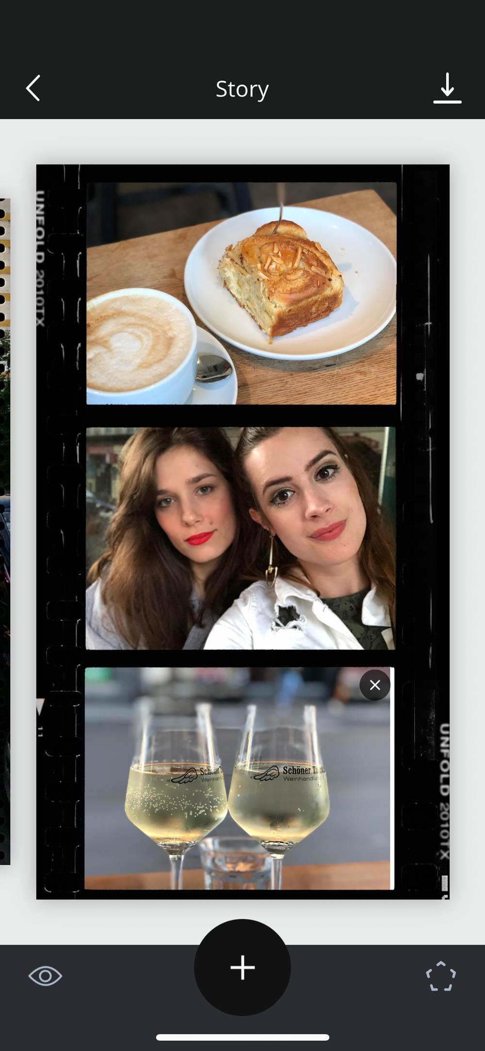 Apps für Instagram Stories: So erstellst du Collagen