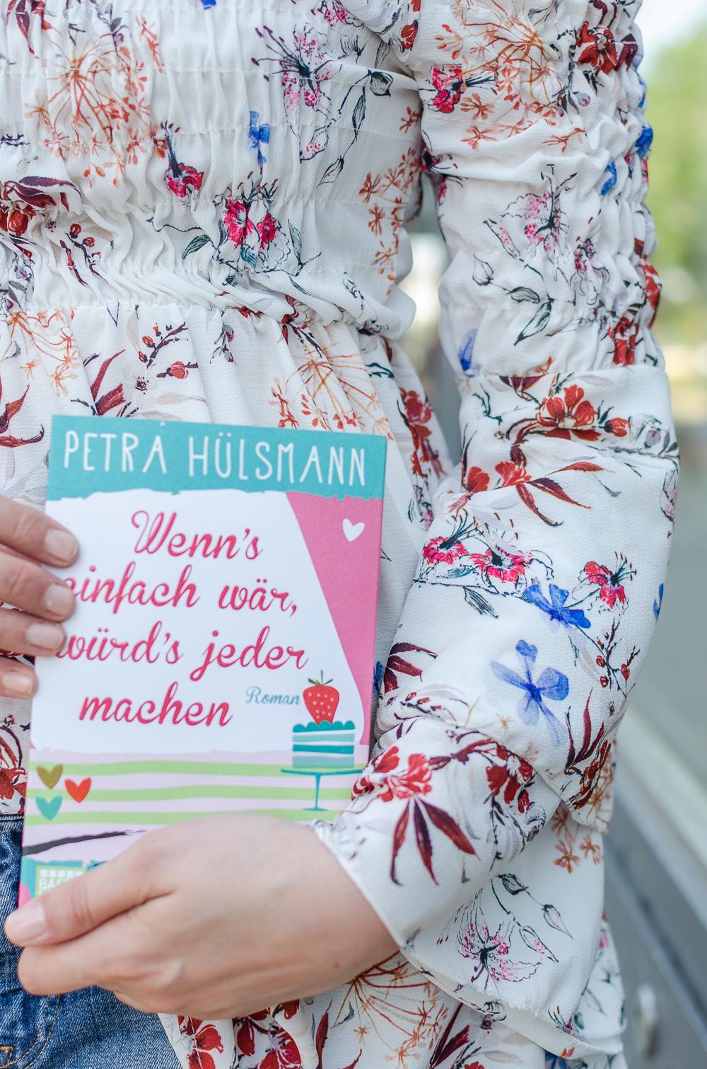 Buchtipp für den Sommer-Wenn's einfach wär würd's jeder machen-Petra Hülsmann-Bastei Lübbe-andysparkles