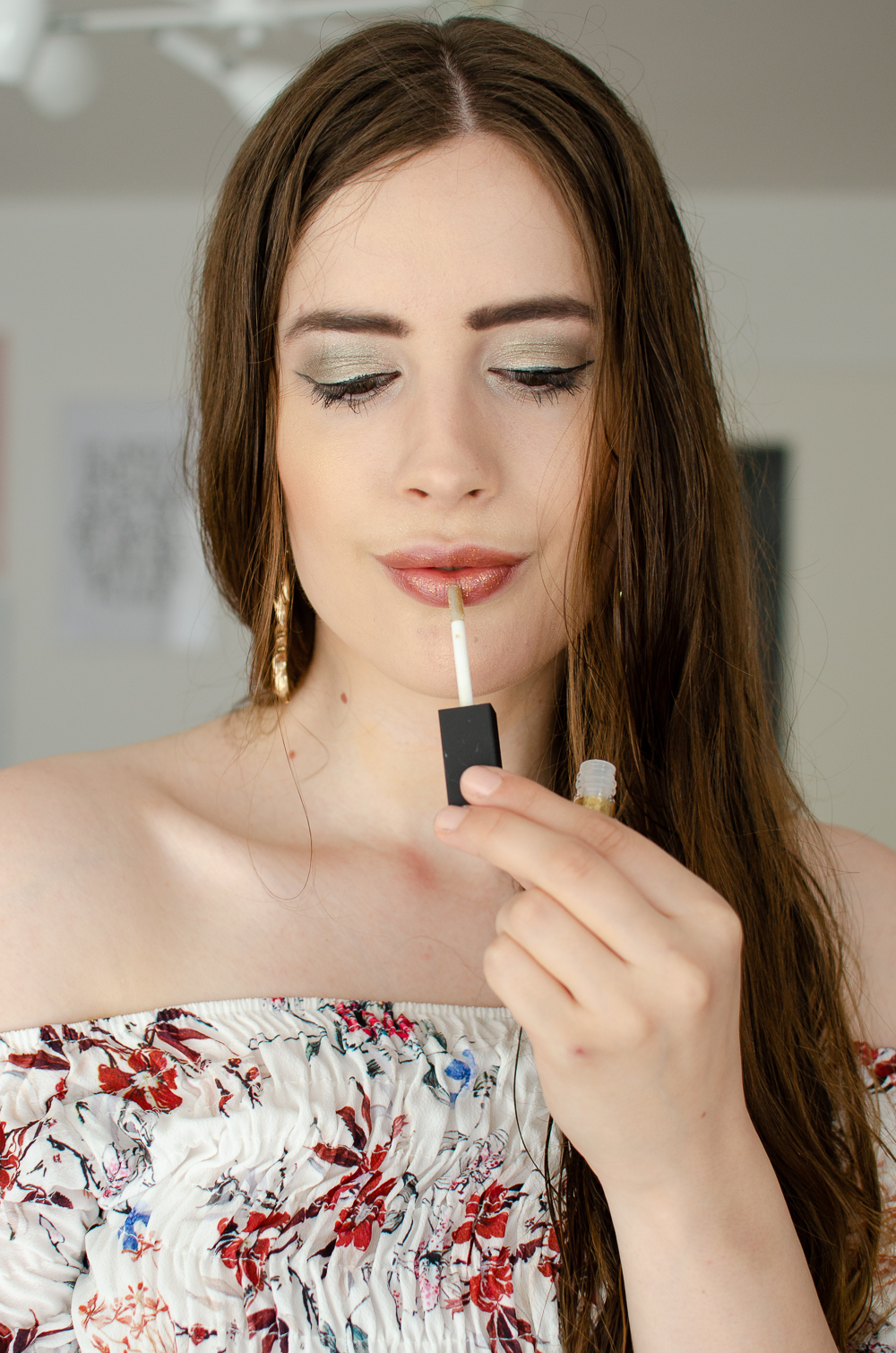 Der perfekte Sommer Glow-L'Oréal Crushed Foil Limited Edition-Beautyblog-Sommer Make-Up-andysparkles
