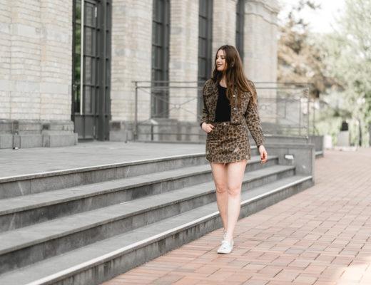 Animal Print im Alltag tragen-Leo Muster-Modeblogger Outfit-andysparkles
