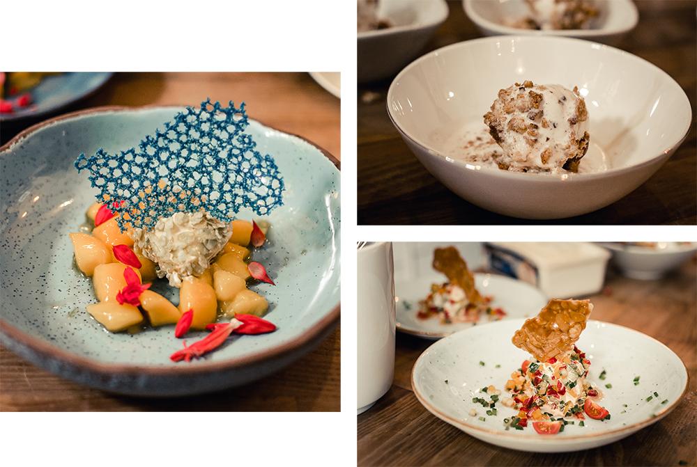 Sommer Eis Rezept-Mövenpick Eis-Mango Eis mit Chili und Minze-Mango Eis Rezept-Foodblogger-andysparkles