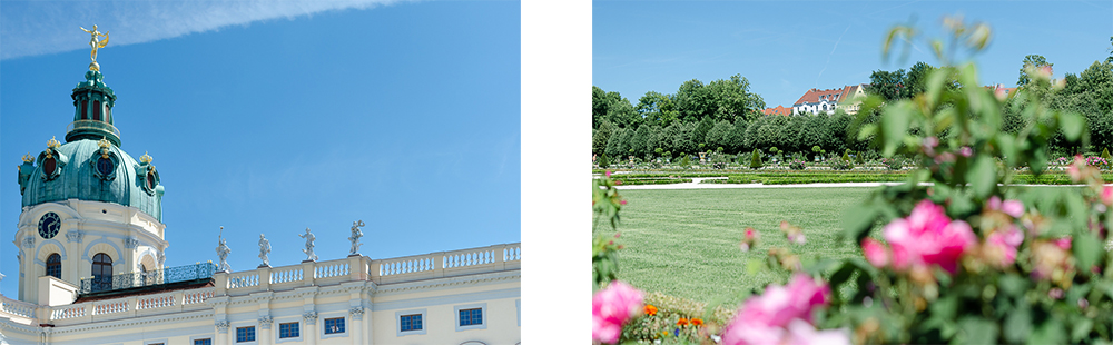 Ausflugsziele im Sommer in Berlin-Schloss Charlottenburg-Schlosspark Charlottenburg-Berlinblog-andysparkles