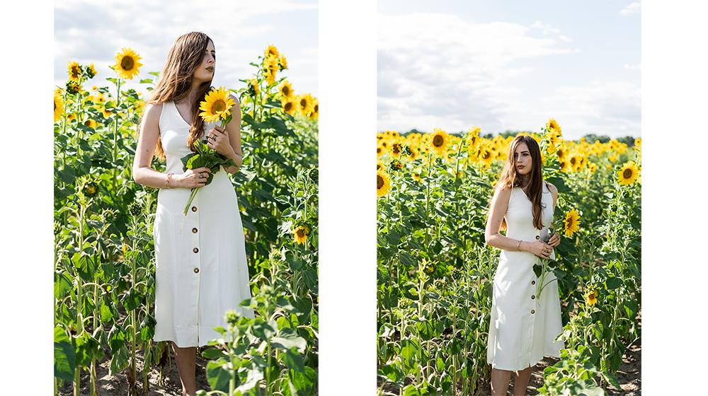 Shootingideen im Sommer-Sonnenblumenfeld-Fotografie Tipps-Blogger Tipps-Shooting Sommer-andysparkles