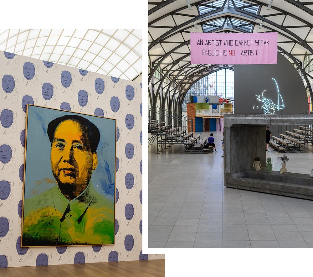 Außergewöhnliche Museen in Berlin-Hamburger Bahnhof Museum für Gegenwart-Moderne Kunst-Berlinblog-andysparkles