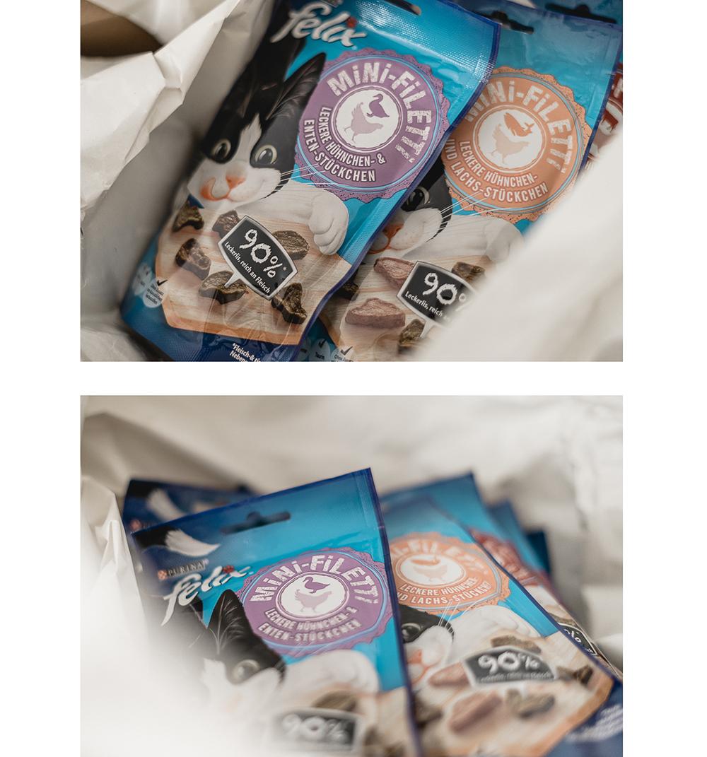Leckerli für Katzen-FELIX Mini Filetti-Katzenfutter-Katzen Leckerli-andysparkles