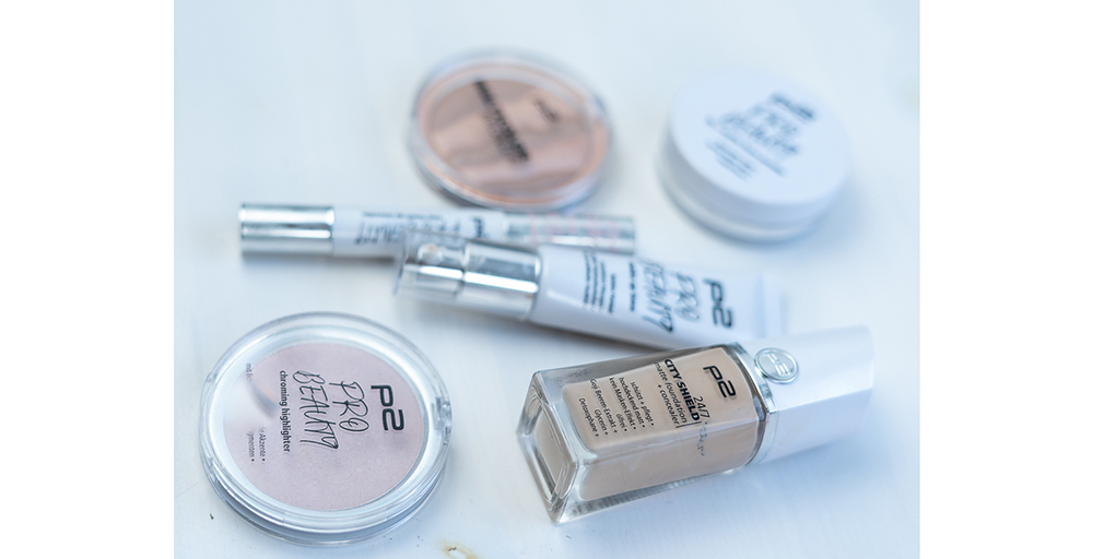 Tages Make-Up im Sommer-Pro Beauty p2 cosmetics-Lancome Rouge-Beautyblog-andysparkles