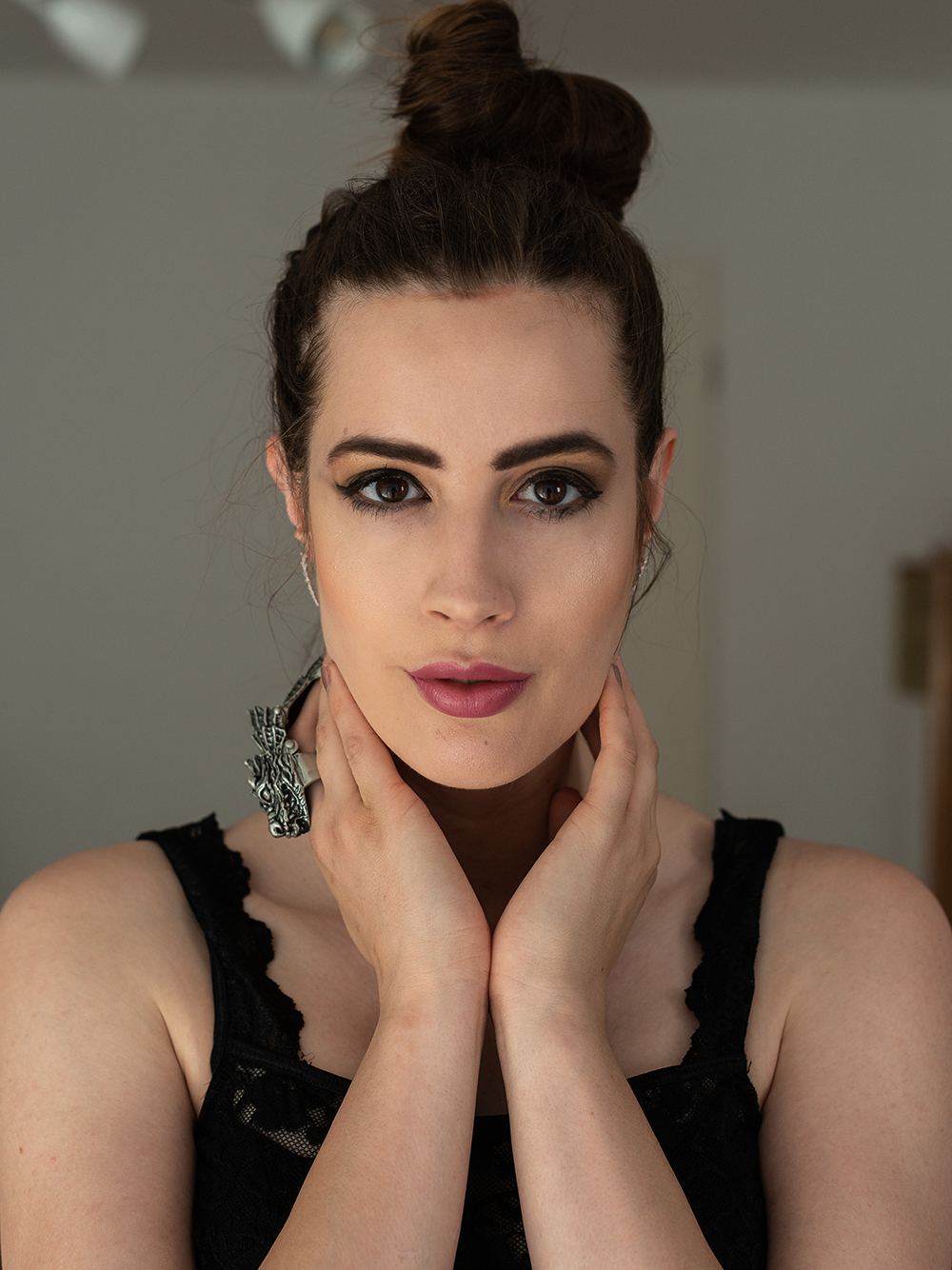 Bronzer und Highlighter richtig auftragen-Beauty Tutorial Bronzer-L.O.V. Cosmetics-Beautyblog-andysparkles