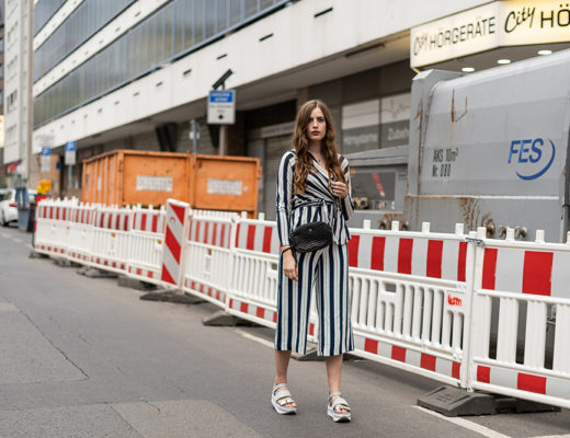Plateau Trend 2018-Zweiteiler von HM-Frankfurt Modeblog-Plateau Sandalen-andysparkles