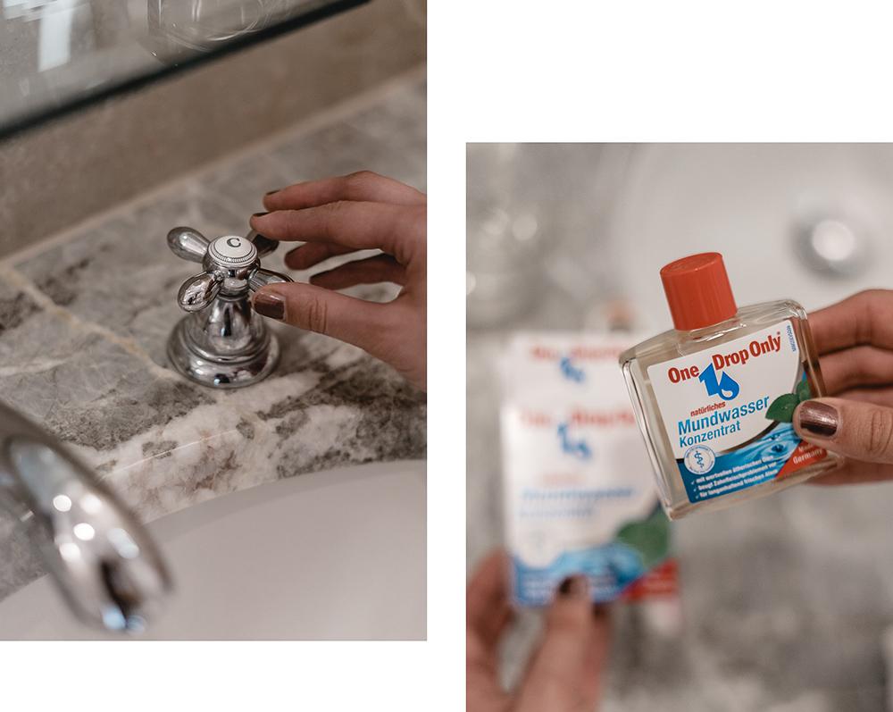 Zahnpflege und Zahnreinigung-One Drop Only-Mundwasserkonzentrat One Drop Only-Lifestyleblog-andysparkles