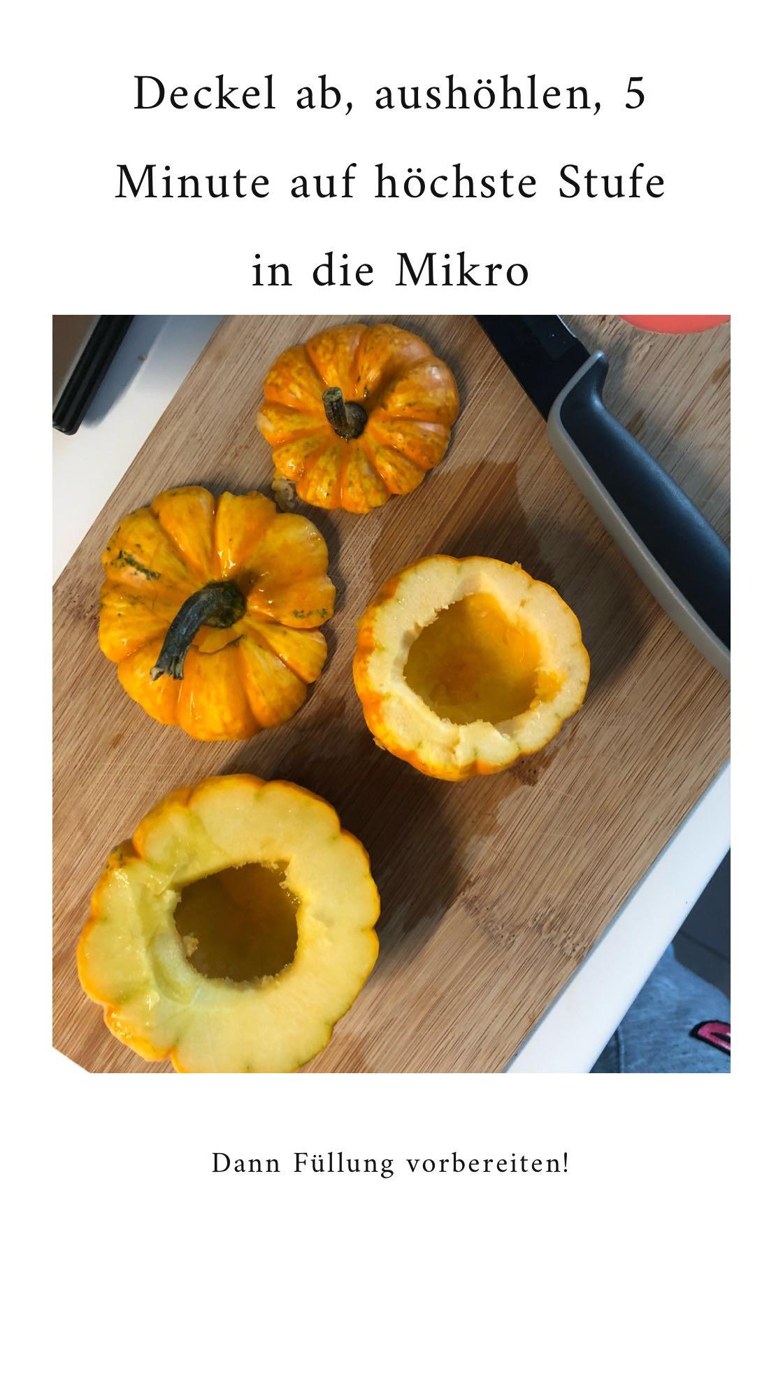 3 Dinge die du jetzt im Herbst machen musst-Rezept Mikrowellenkürbis-Kürbis Rezept-Foodblog-andysparkles