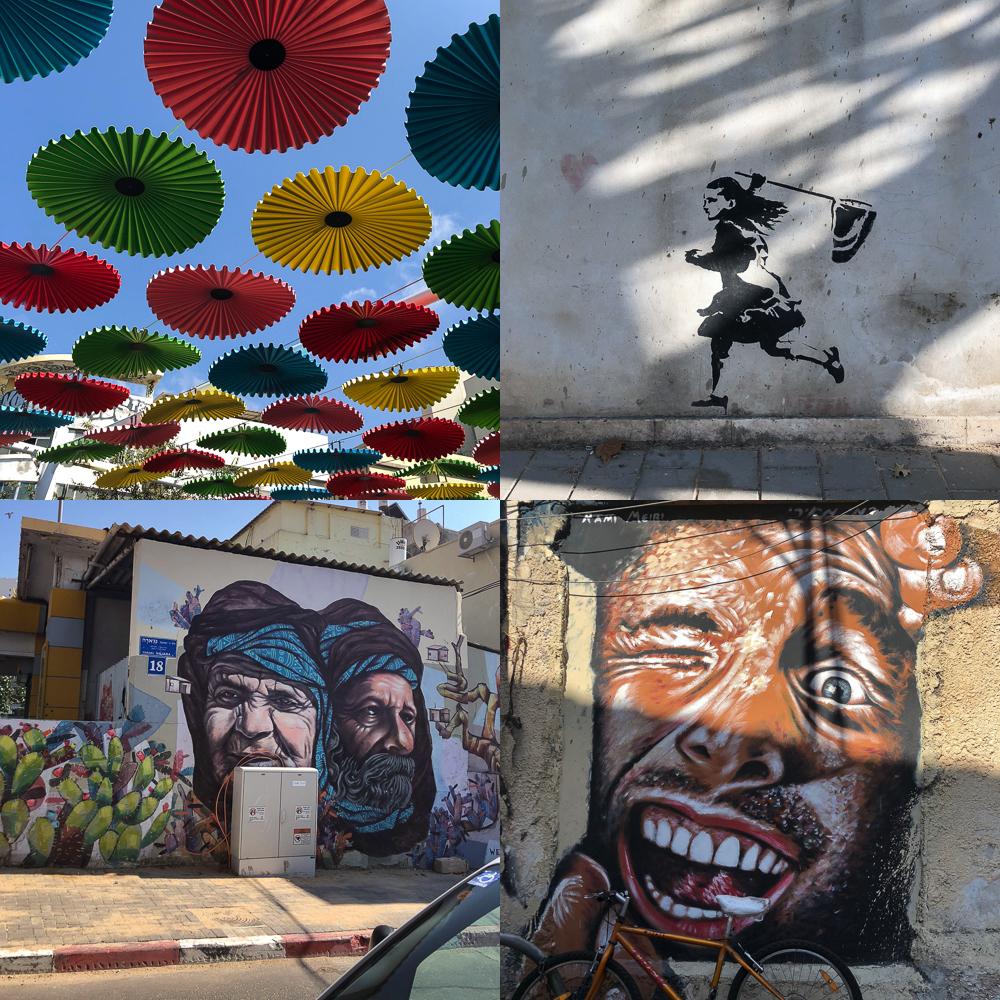 Erste Eindrücke von Tel Aviv-Urlaub in Israel-Monatsrückblick September-Berlinblog-andysparkles