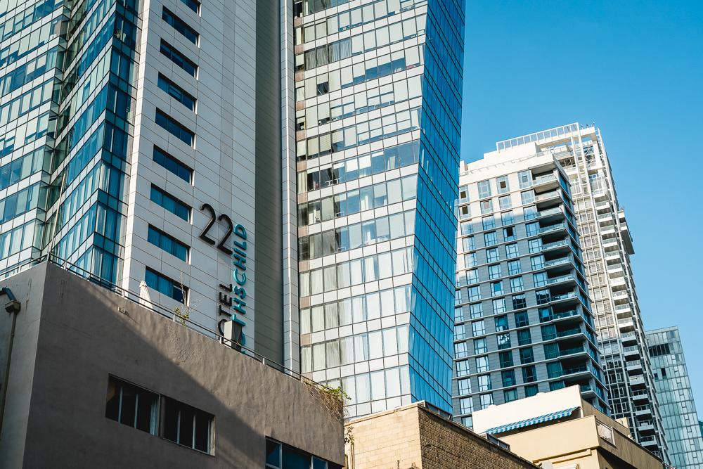 Kurztrip nach Tel Aviv-Rothschild Boulevard-Tel Aviv Sehenswürdigkeiten-Reiseblog-andysparkles