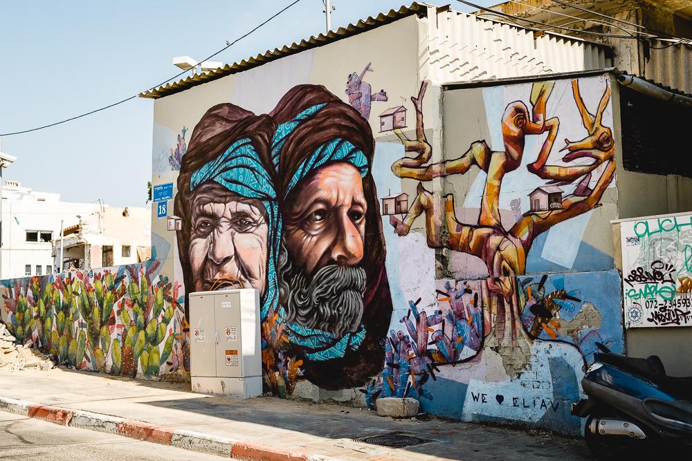 Kurztrip nach Tel Aviv-Viertel Florentin-Sehenswürdigkeiten Tel Aviv-Reiseblog-andysparkles