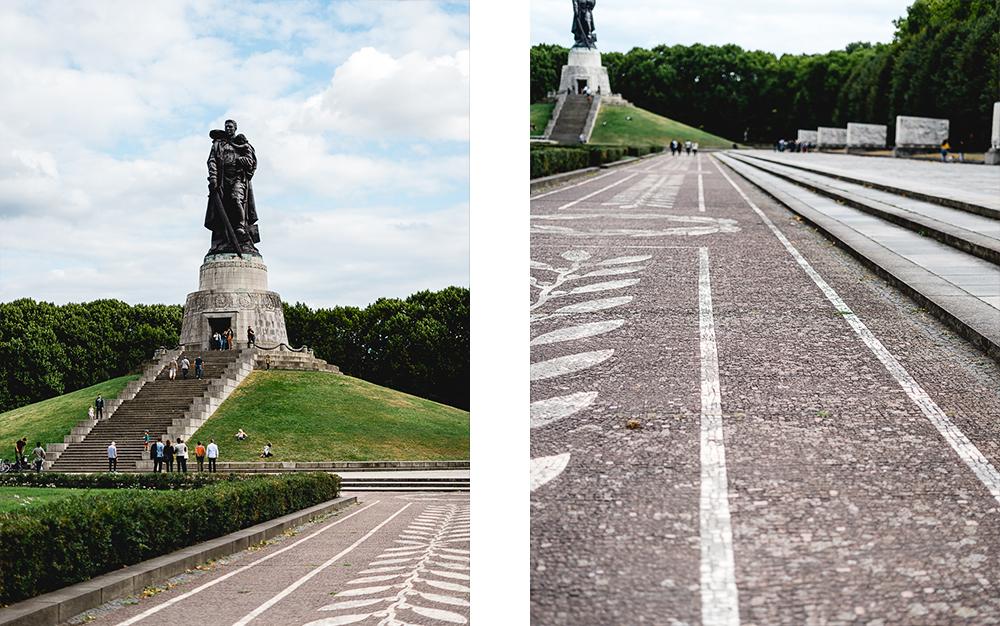 Grünes Berlin entdecken-Treptower Park-Treptow Köpenick-Sowjet Denkmal-Berlinblog-andysparkles
