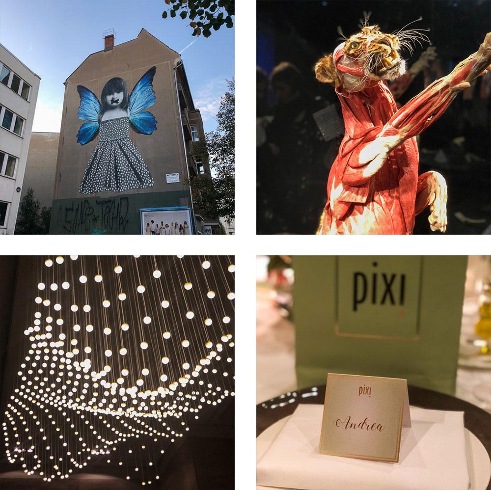 Oktober in Berlin-Monatsrückblick andysparkles-Pixi Beauty-Körperwelten-Friedrichshain