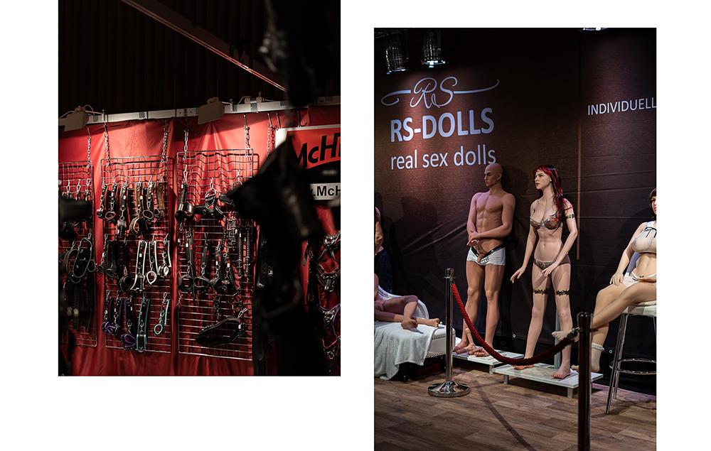 Oktober in Berlin-Monatsrückblick andysparkles-Berlinblog-Erotikmesse Venus