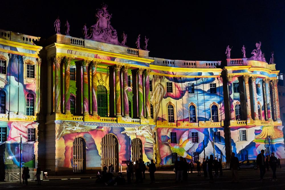 Oktober in Berlin-Monatsrückblick andysparkles-Berlinblog-Festival of Lights Berlin