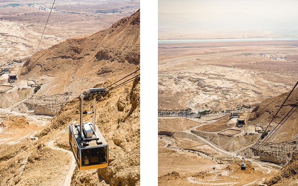 Totes Meer und Festung Masada-Ausflug Masada-Seilbahn Masada-Totes Meer Sicherheit-Reise nach Israel-Reiseblog-andysparkles