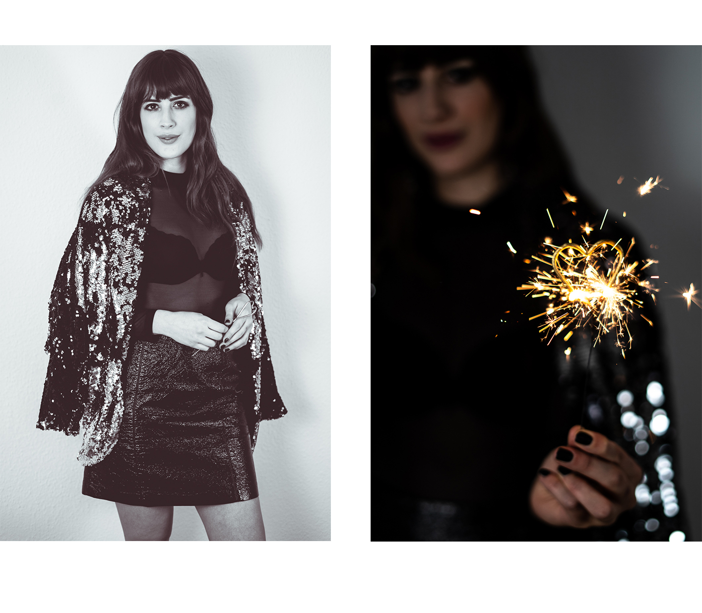 Silvester Outfit mit Lingerie kombinieren-Inspiration Silvester Outfit-Body mit Transparenz-Marie Jo Dessous-Lifestyleblog-Modeblog Berlin-andysparkles