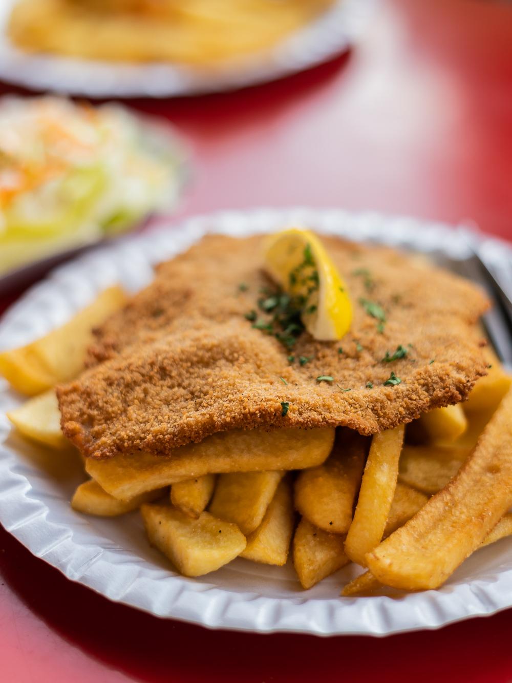 Günstiger und lecker essen in Berlin-Restaurant Tipps Berlin-Fast Food Berlin-Scheers Schnitzel-German Food-andysparkles