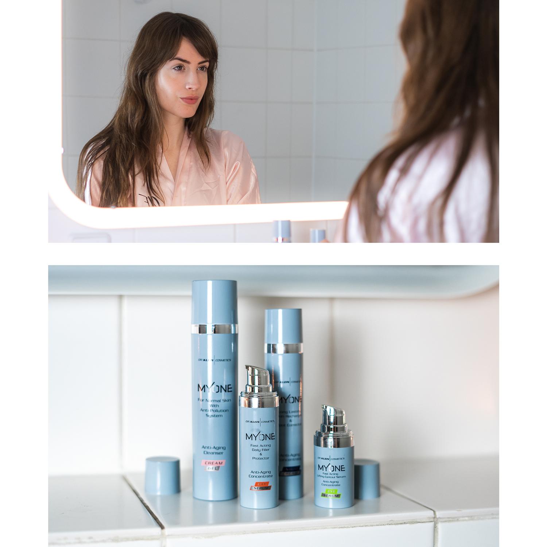 Pflege ab 30-Beauty Regeln ab 30-Anti Aging Pflege von My One-Anti Pollution Gesichtspflege-Beautyblog-andysparkles
