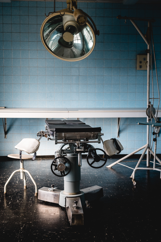 Stasi Gefängnis Hohenschönhausen-DDR Haftkrankenhaus-Berlinblog-andysparkles