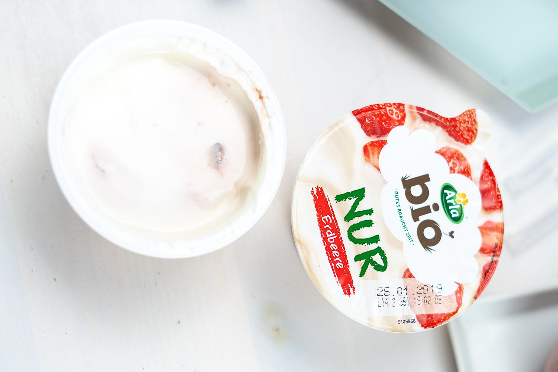 Arla bio joghurt