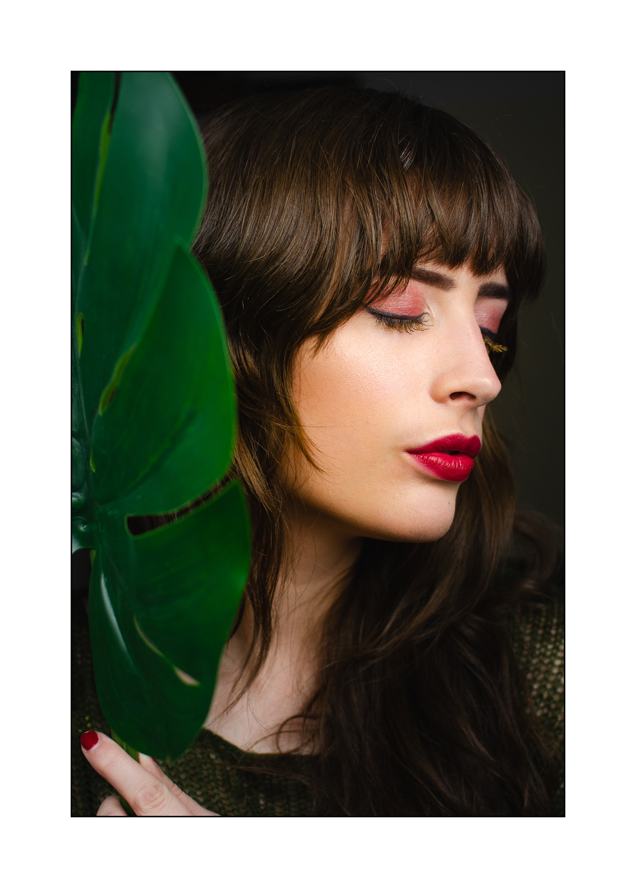 Mascara Topcoat in Gold-Lancôme und Proenza Schouler-Abend Make-Up mit Lancôme-Beautyblog-OPI Winter Kollektion Nussknacker-andysparkles