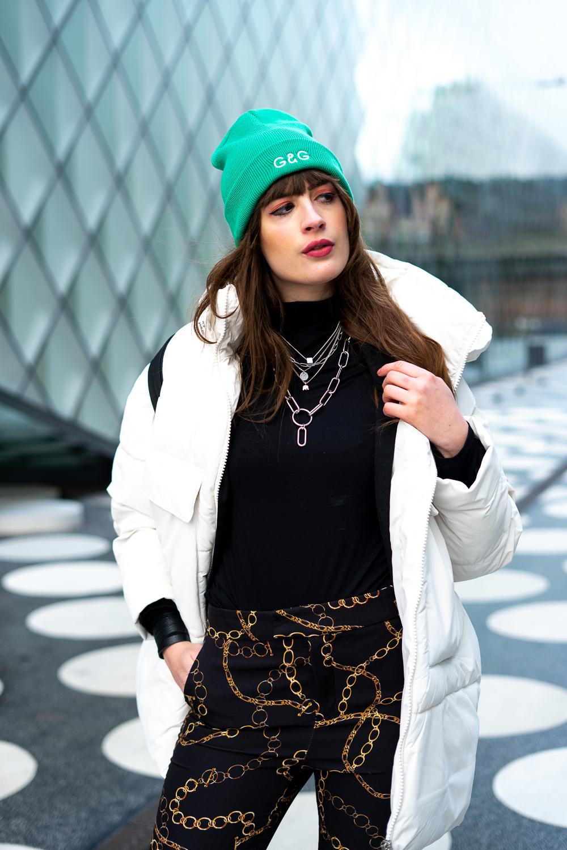 Puffer Jackets-Winterjacke Trend 2019-voluminöse Winterjacke Trend-Goose Gander Mütze-Modeblog Berlin-Winteroutfit 2019-Fashionblogger-andysparkles