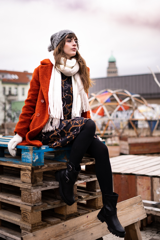 Bunte Wintermäntel-Modeblog Berlin