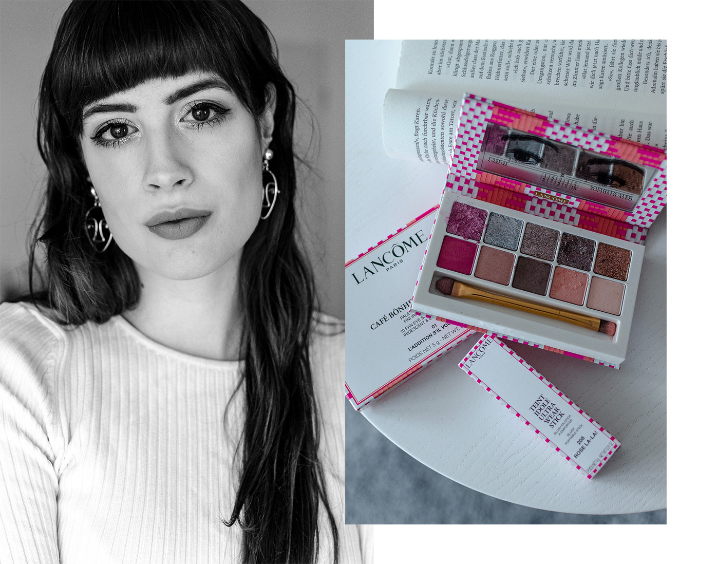 Frühlings Make-Up mit Lancôme