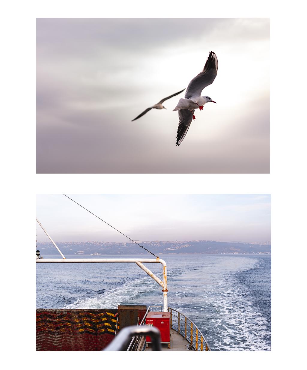 Fähre über Marmarameer