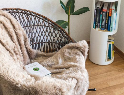 Leseecke in meiner Wohnung