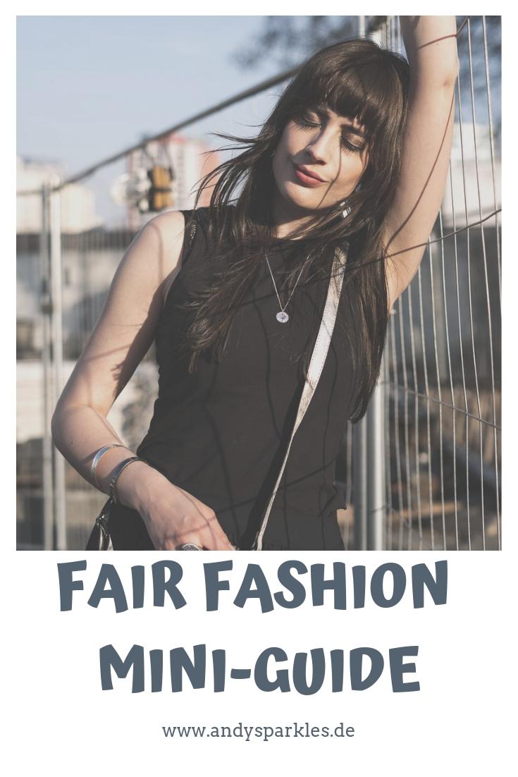 Fair Fashion Mini Guide