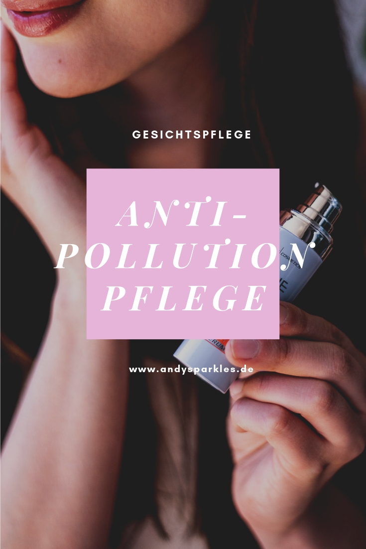 Anti Pollution Gesichtspflege