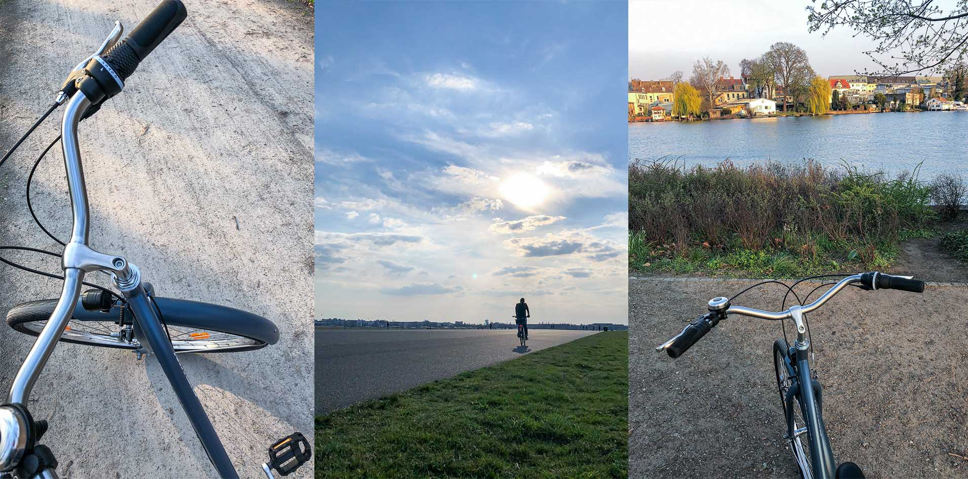 Fahrrad Tempelhofer Feld