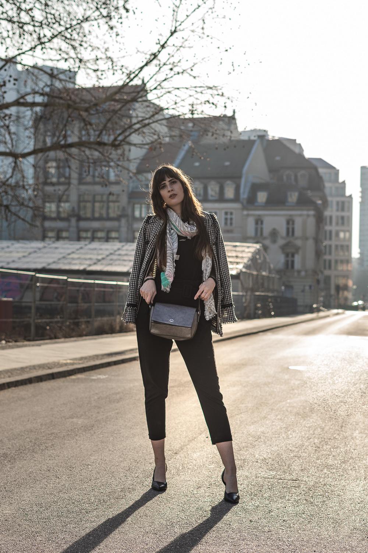Outfit für den Städte-Trip