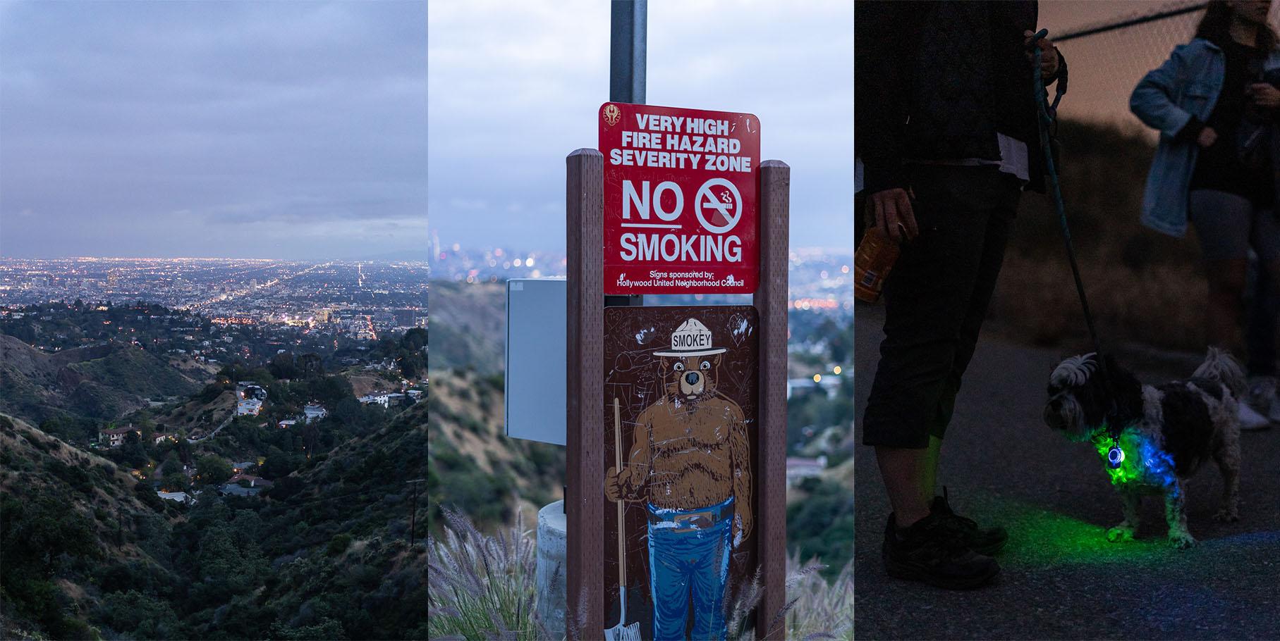 Wanderung Hollywood Hills