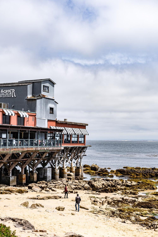 Zwischenstopp in Monterey
