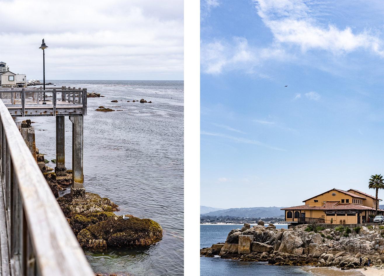 Pazifik Küste Monterey