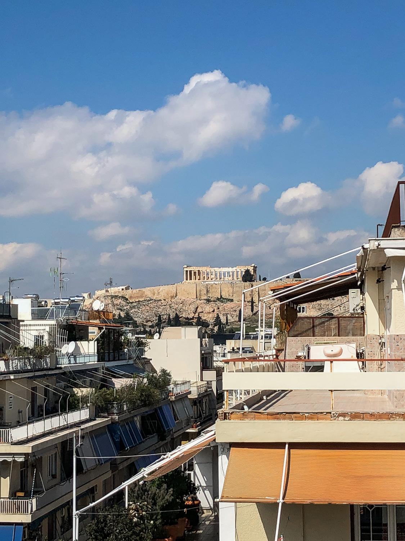 Erlebe Athen in 72 Stunden