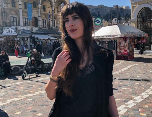 Monastiraki Platz Athen