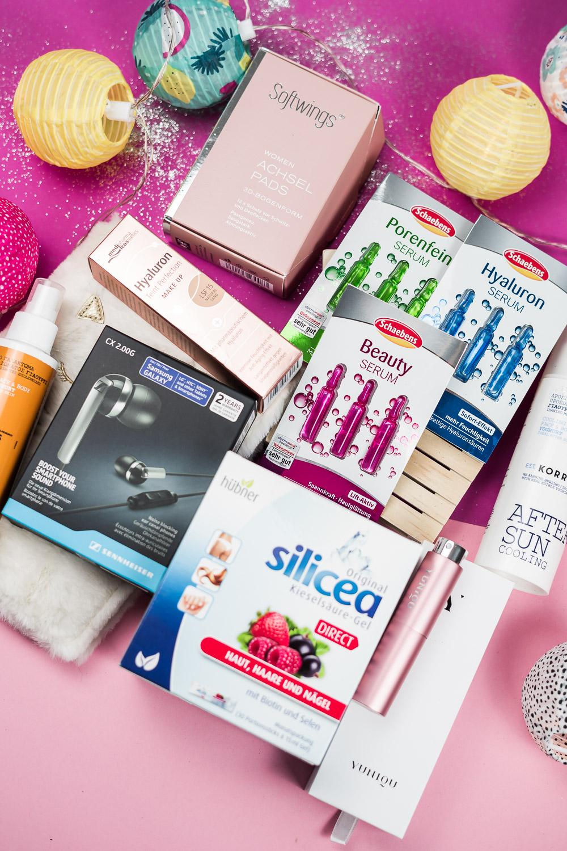 Gewinnspiel Beauty Paket