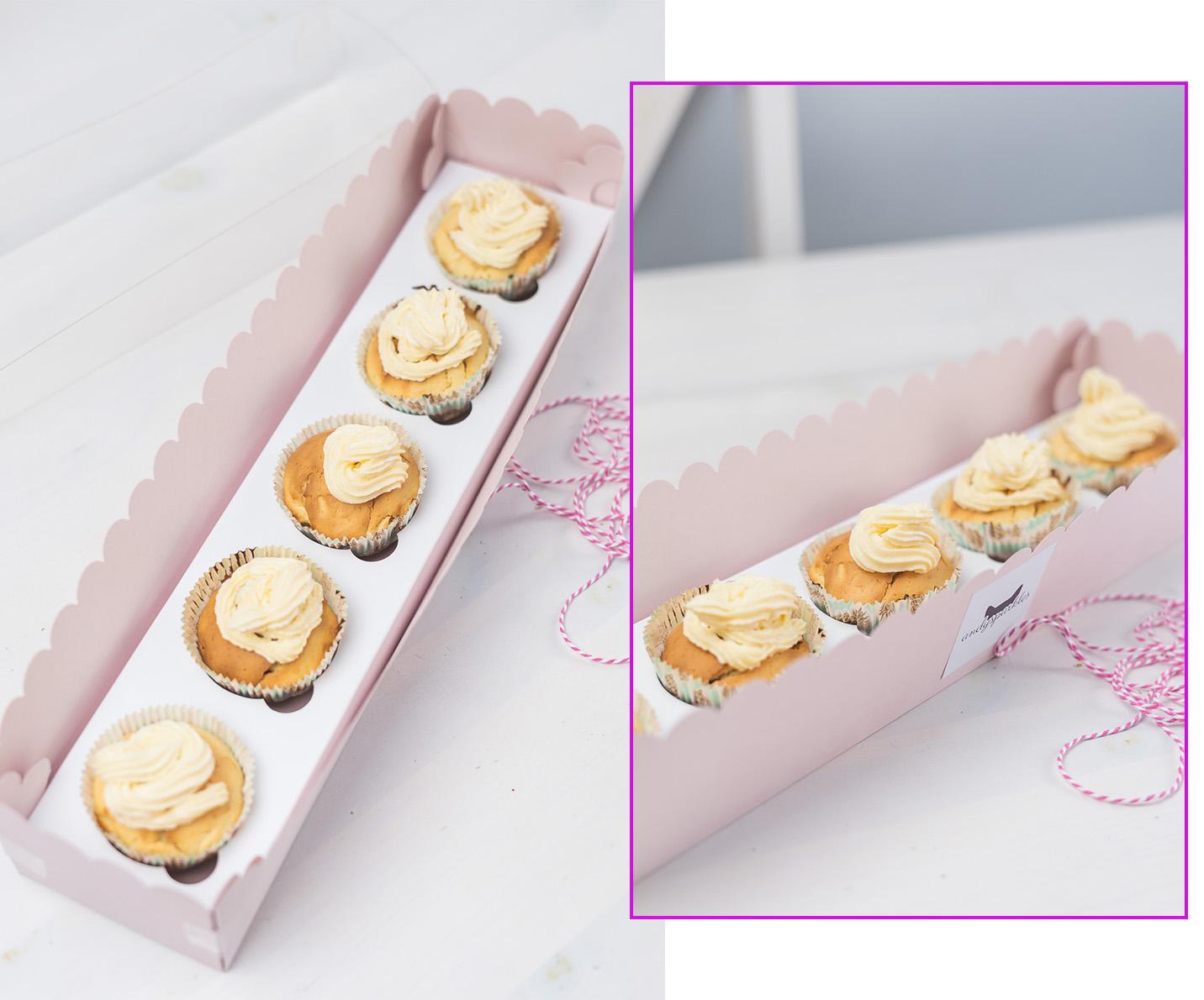 Rezept für Vanille Cupcakes