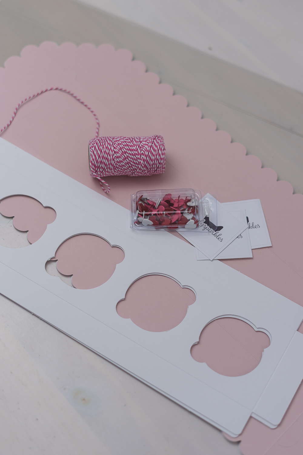 Cupcake Box Selfpackaging