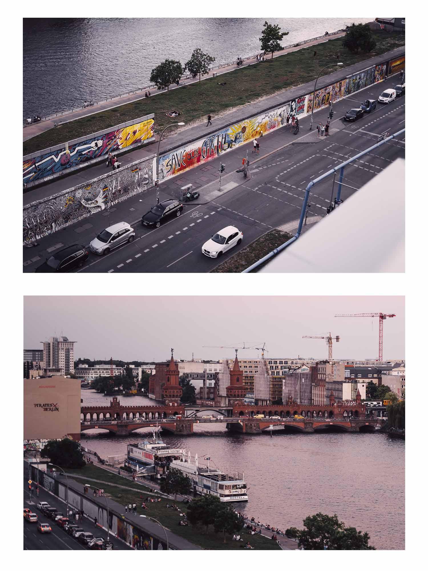 Aussicht Rooftop Bar Berlin